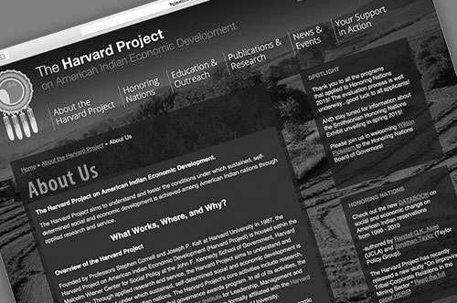 The Harvard Project