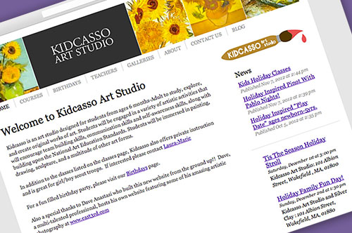 Kidcasso Art Studio